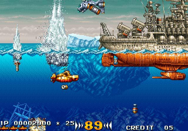 Especial Arcades de nuestra vida, parte 2: ¡EXPÓN TU ARCADE! 328-In_The_Hunt_U-2
